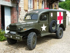 Ver foto 2 de Dodge WC 54 Ambulance 1942