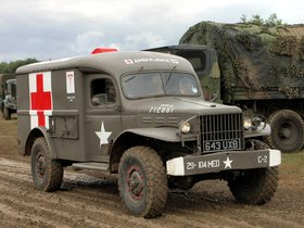 Ver foto 1 de Dodge WC 54 Ambulance 1942