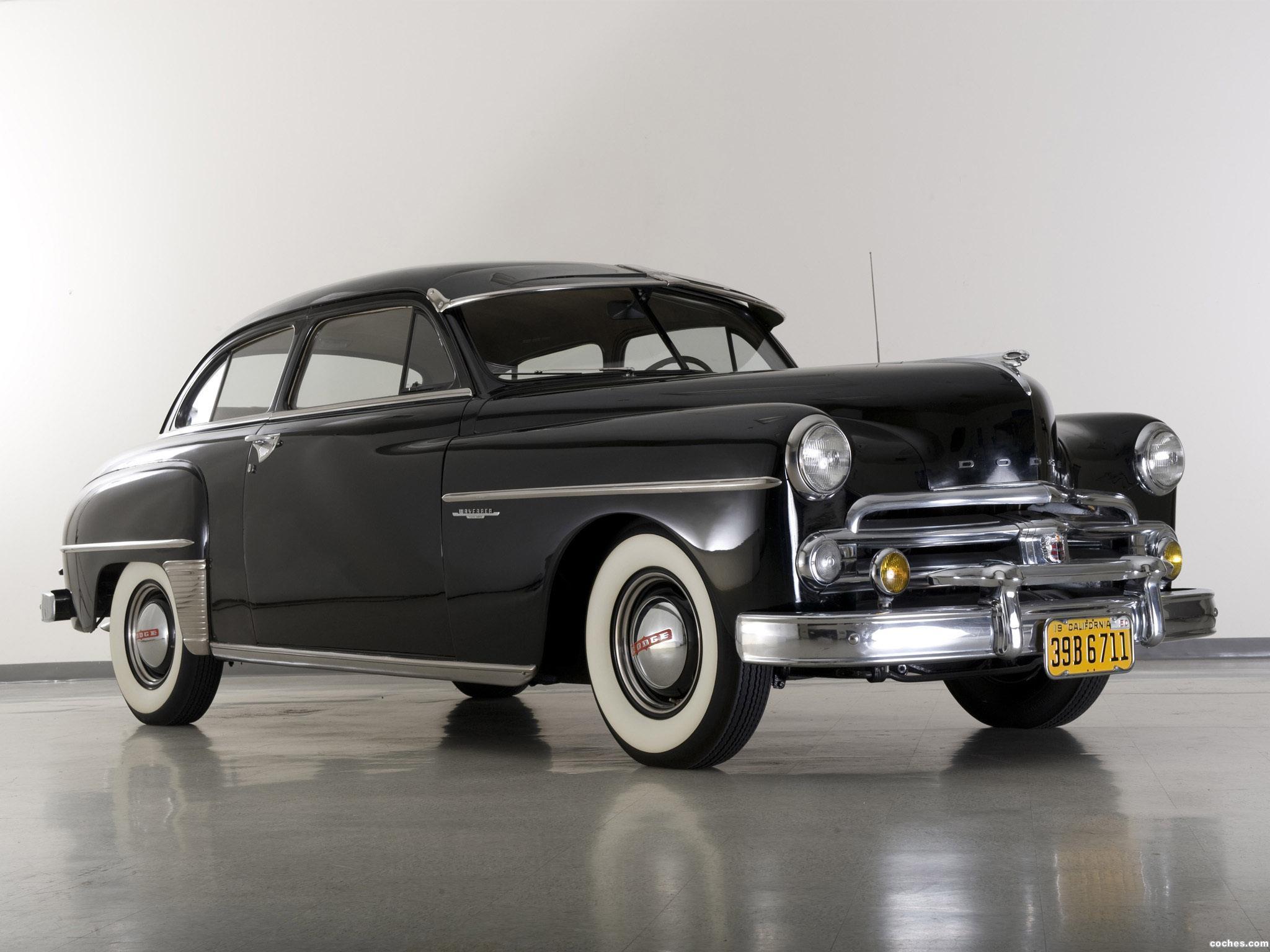 Foto 0 de Dodge Wayfarer 2 door Sedan 1950