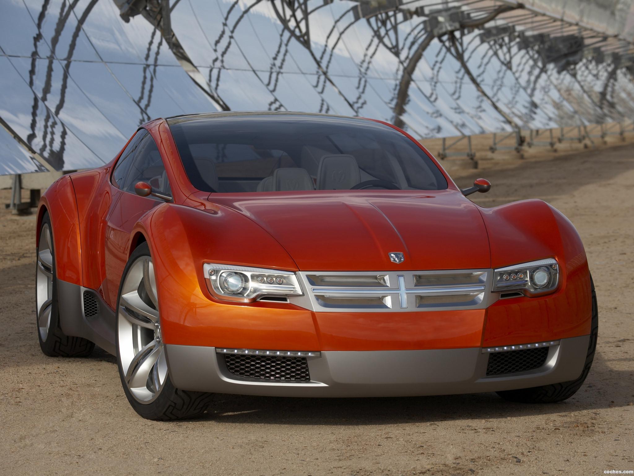 Foto 0 de Dodge ZEO Concept 2008