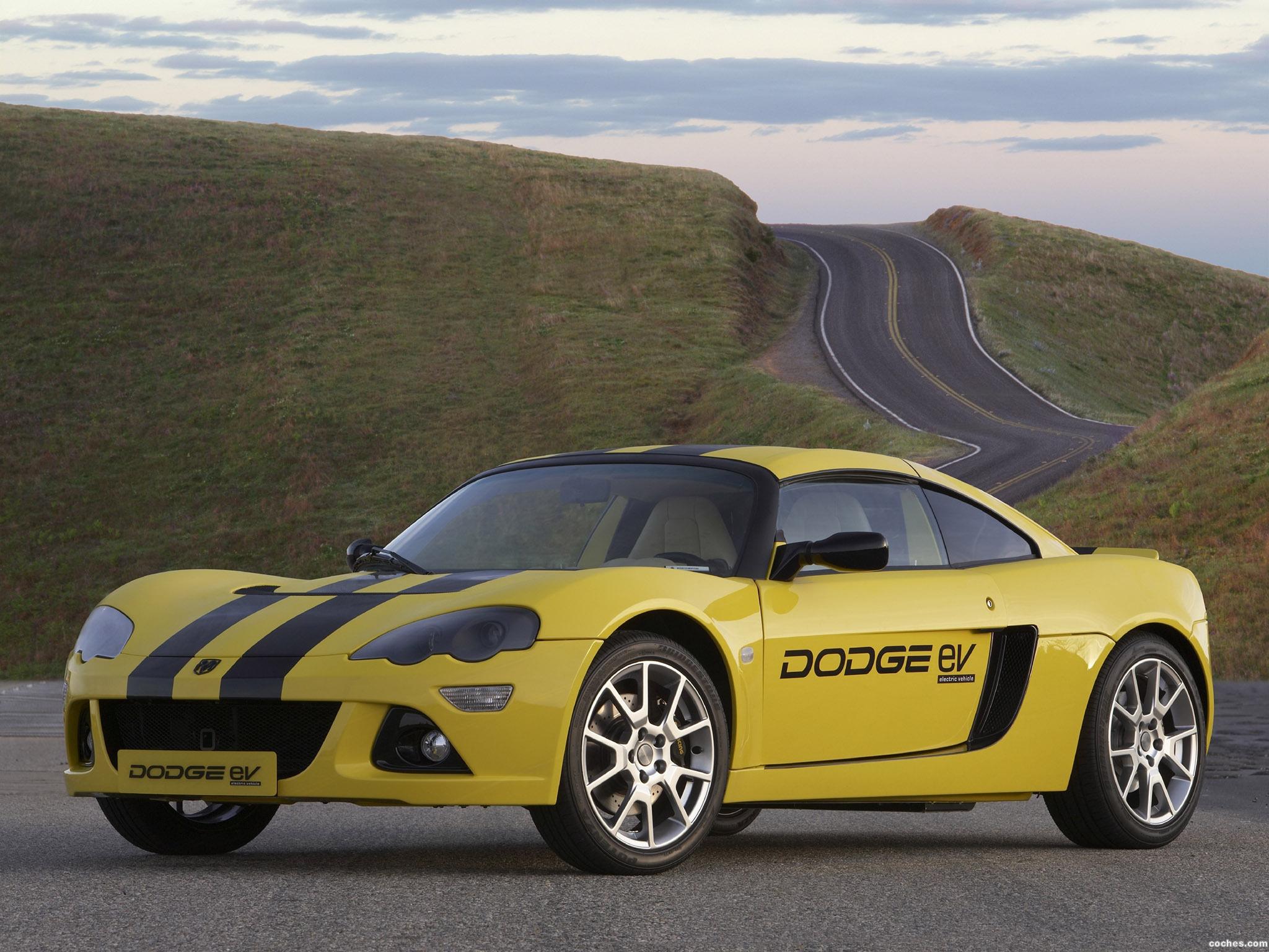 Foto 0 de Dodge eV Concept 2008