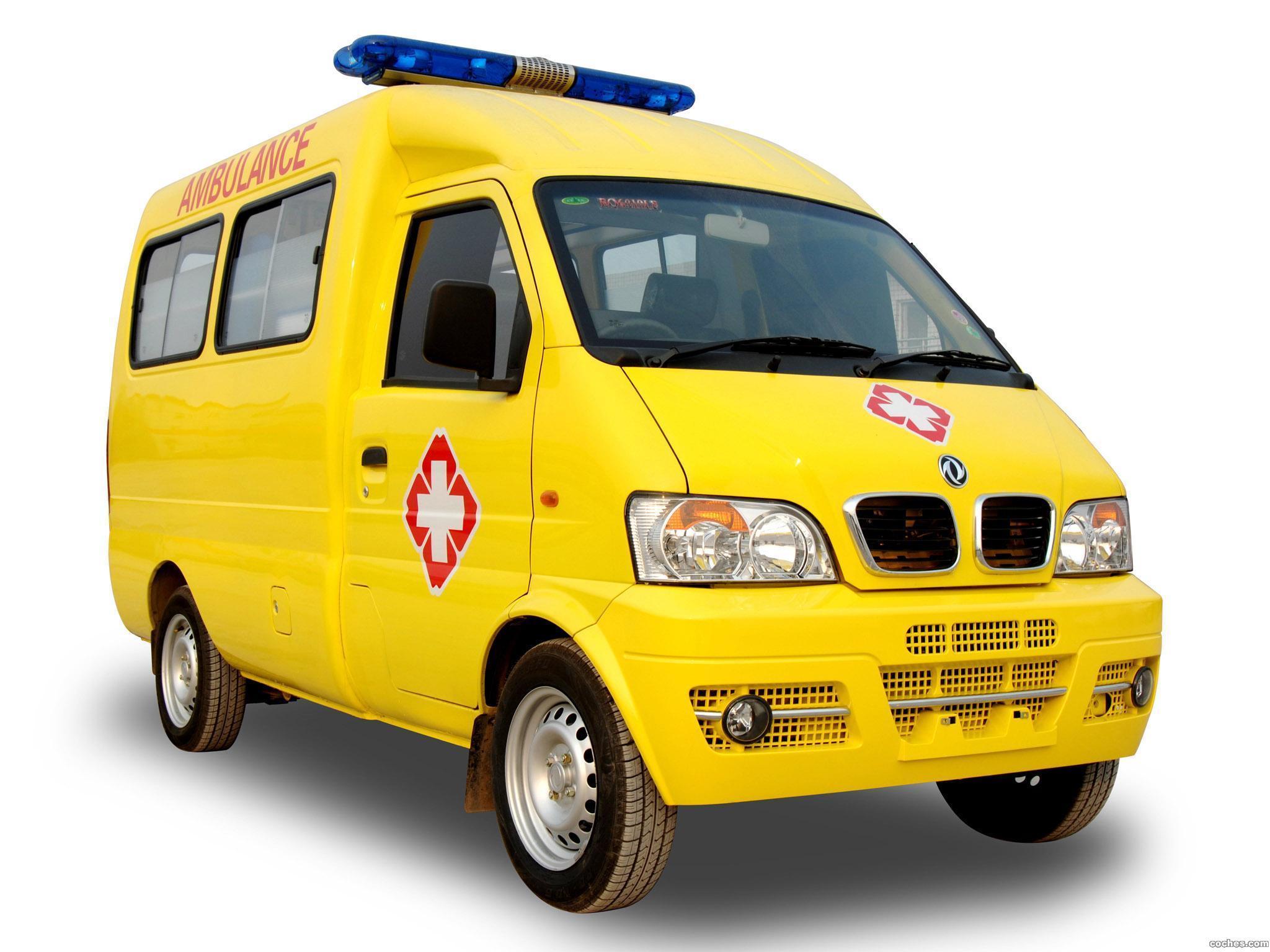 Foto 0 de Dongfeng Mini MPV Ambulance EQ6410LF  2008