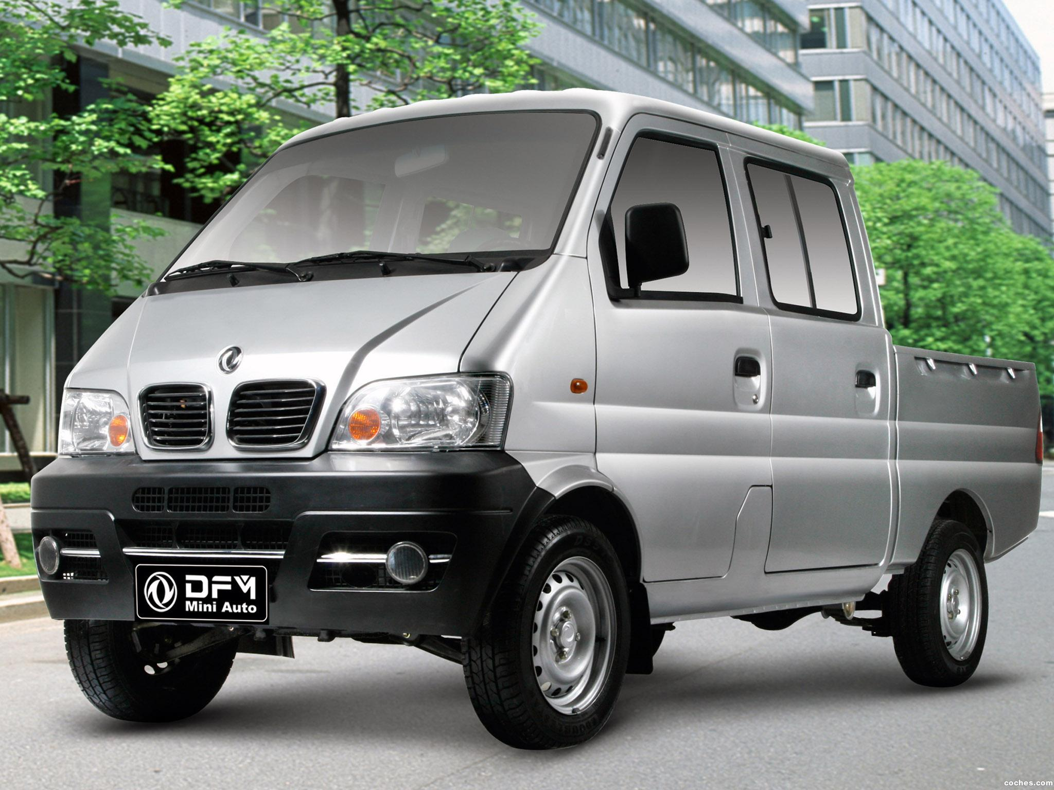 Foto 0 de Dongfeng Mini MPV Double Cab Pickup EQ1021TF 2008