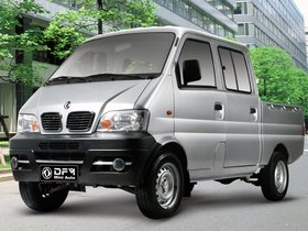 Ver foto 1 de Dongfeng Mini MPV Double Cab Pickup EQ1021TF 2008