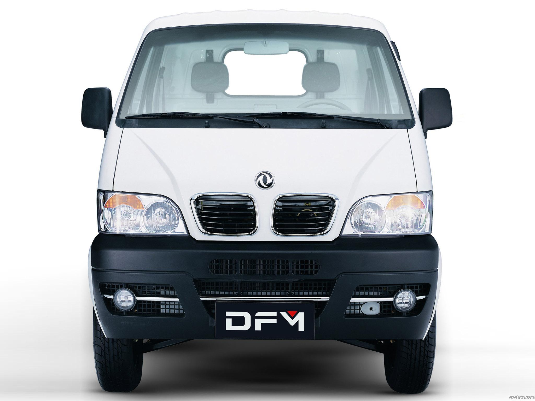 Foto 2 de Dongfeng Mini MPV Pickup EQ1020TF 2008