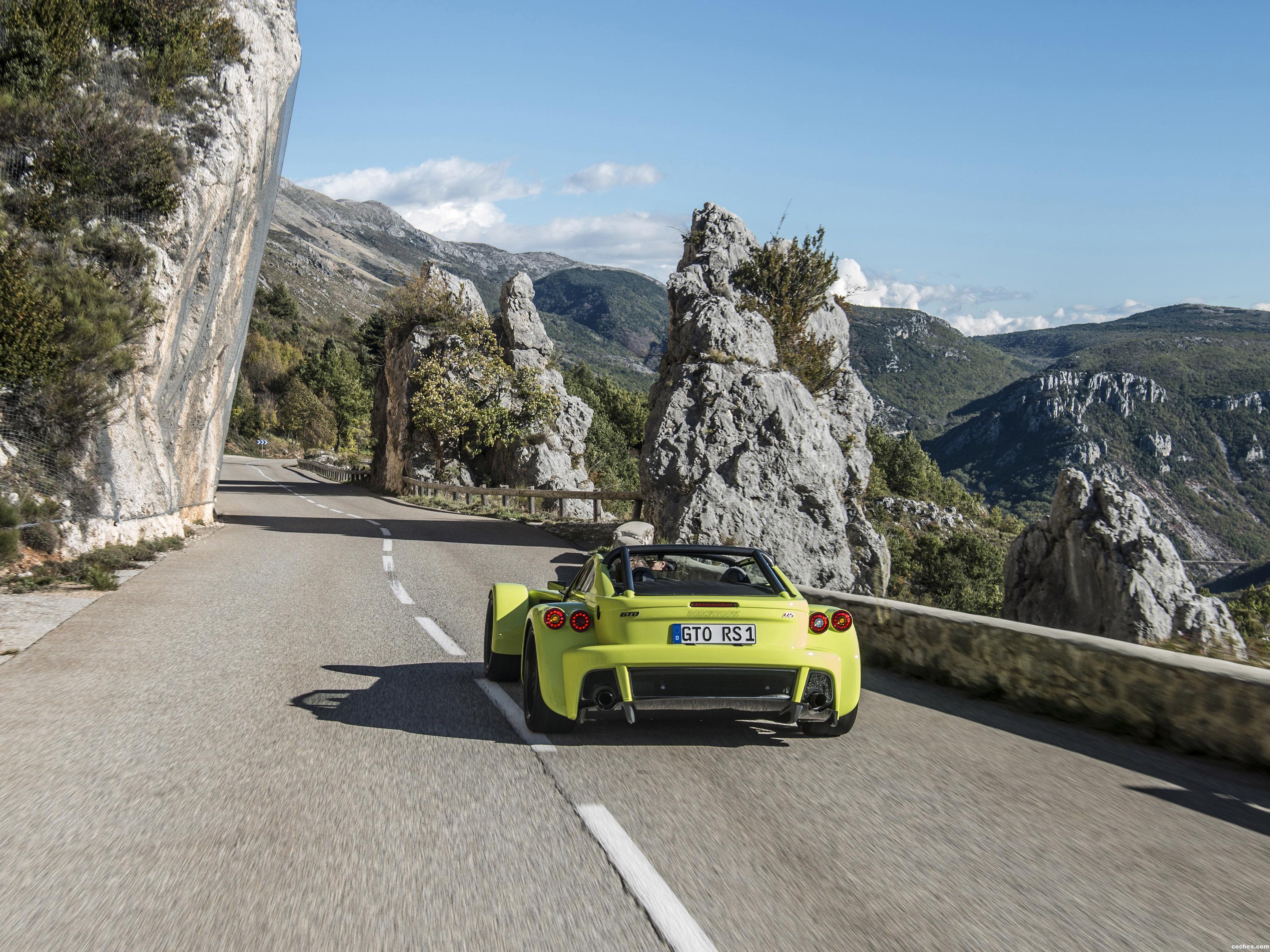 Foto 1 de Donkervoort  D8 GTO RS 2016