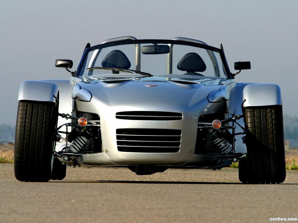 Foto 3 de Donkervoort  J25 Concept 2003