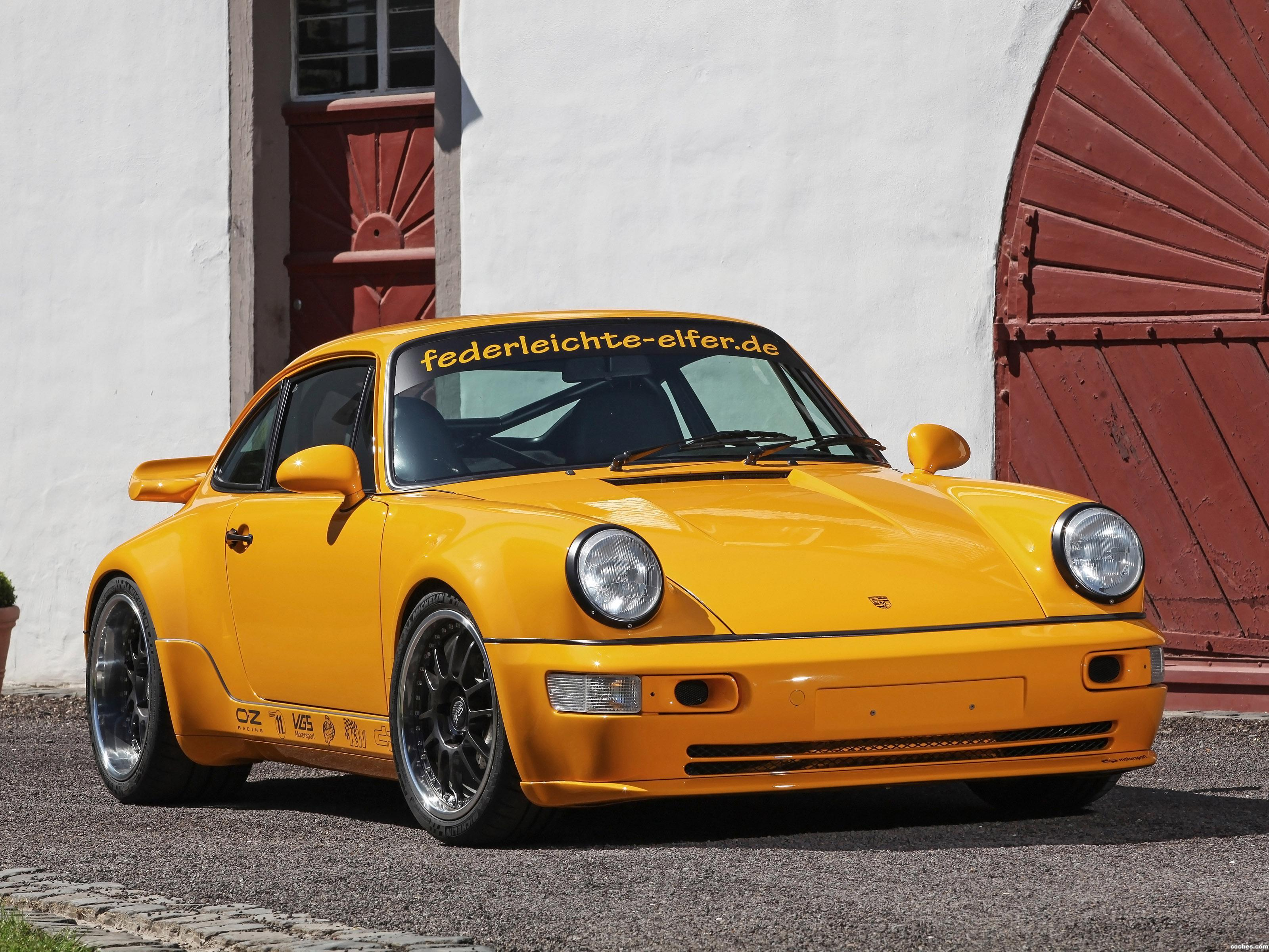Foto 0 de Porsche 911 DP964 Project Yellow 964 DP-Motorsport 2017