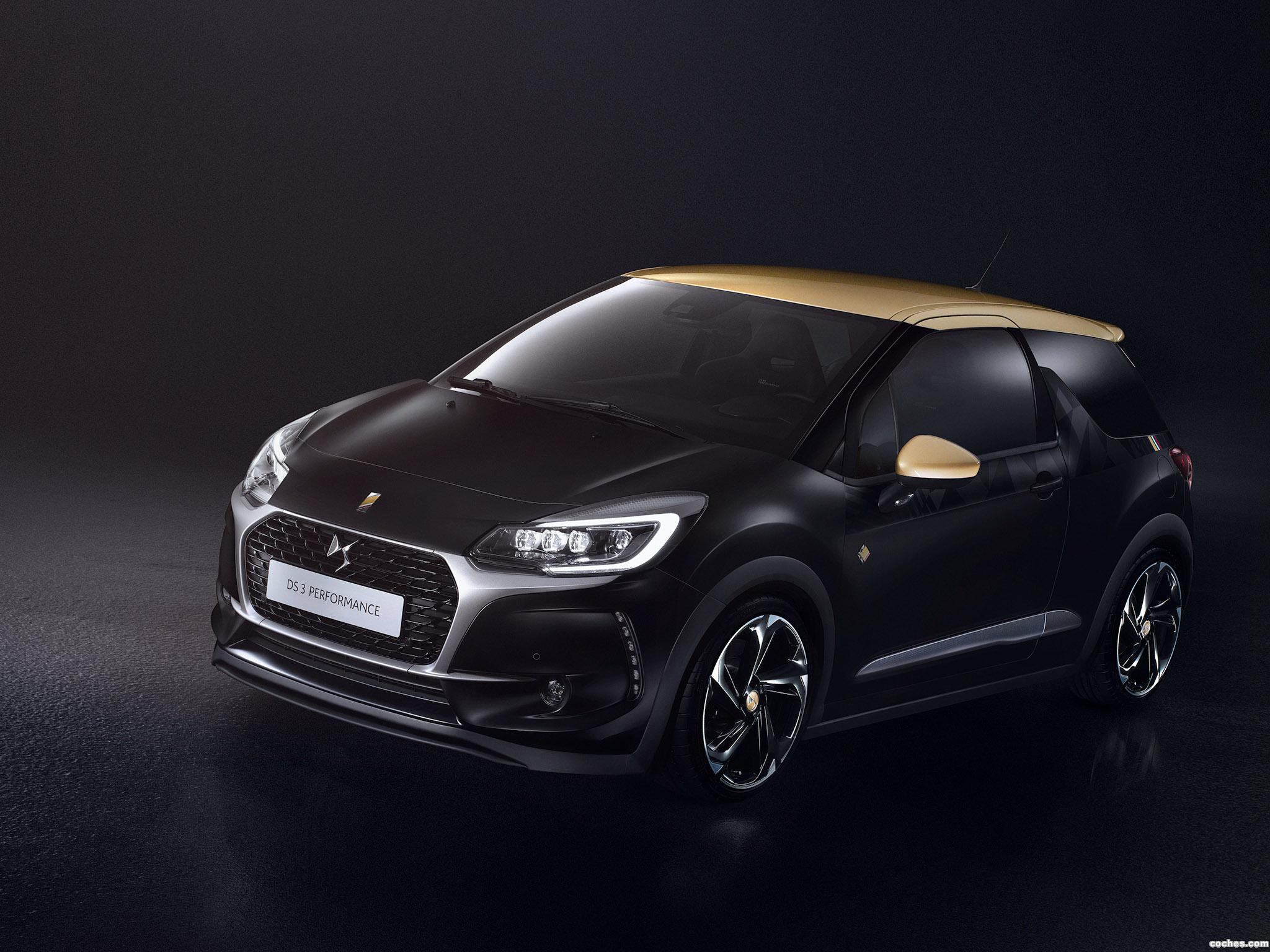 Foto 0 de Citroen DS 3 Performance 2016