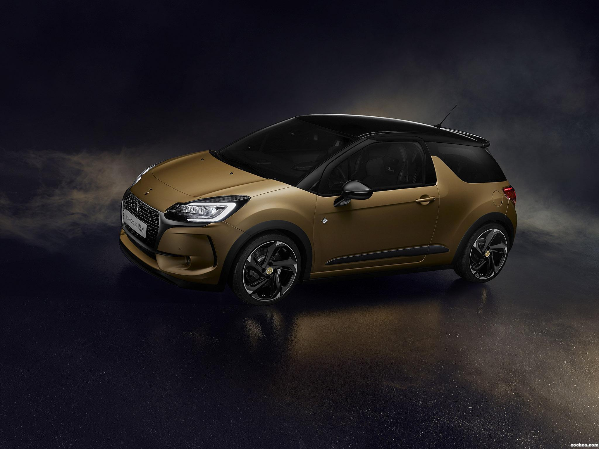 Foto 2 de DS 3 Performance BRM Chronographes 2016