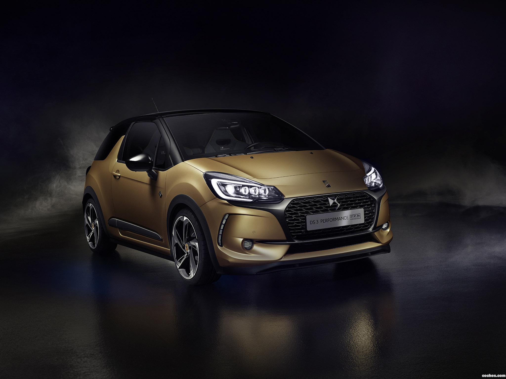 Foto 0 de Citroen DS 3 Performance BRM Chronographes 2016