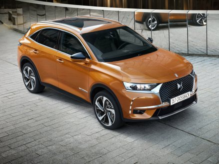 Ds DS7 Crossback 1.2 Pt. Performance Line 130 Aut.