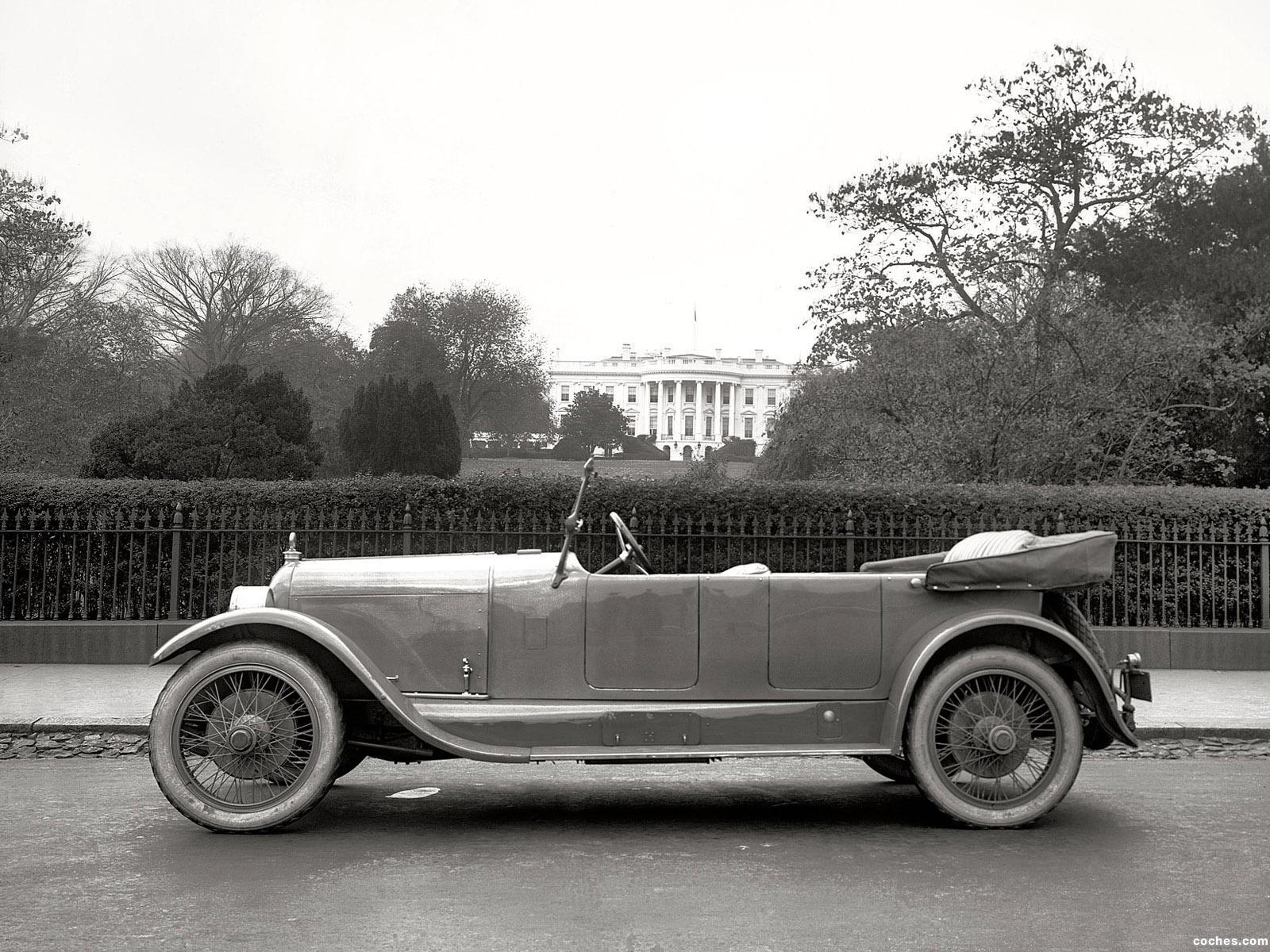 Foto 0 de Duesenberg A Touring 1921