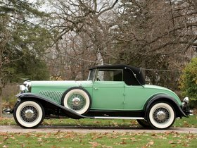 Ver foto 3 de Duesenberg J 417 Convertible Coupe by Fleetwood 1929