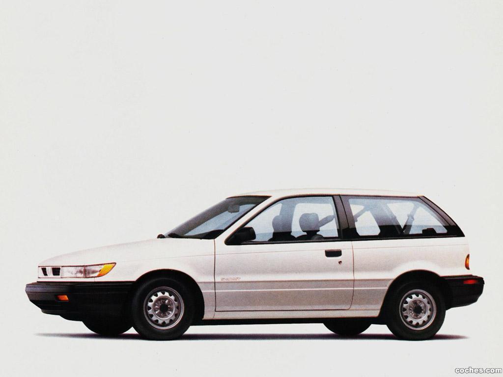Foto 0 de Eagle Summit Hatchback 1991