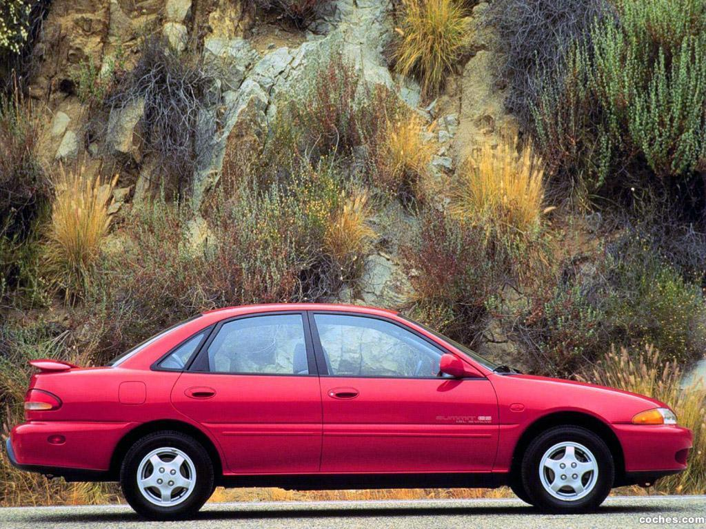 Foto 0 de Eagle Summit Sedan 1993