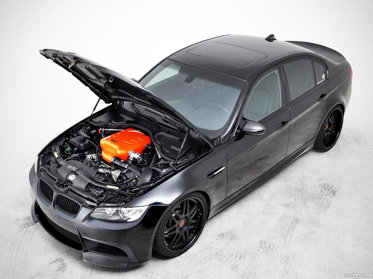 Foto 0 de EAS BMW Serie 3 M3 Sedan-VF620 Supercharged E90  2012