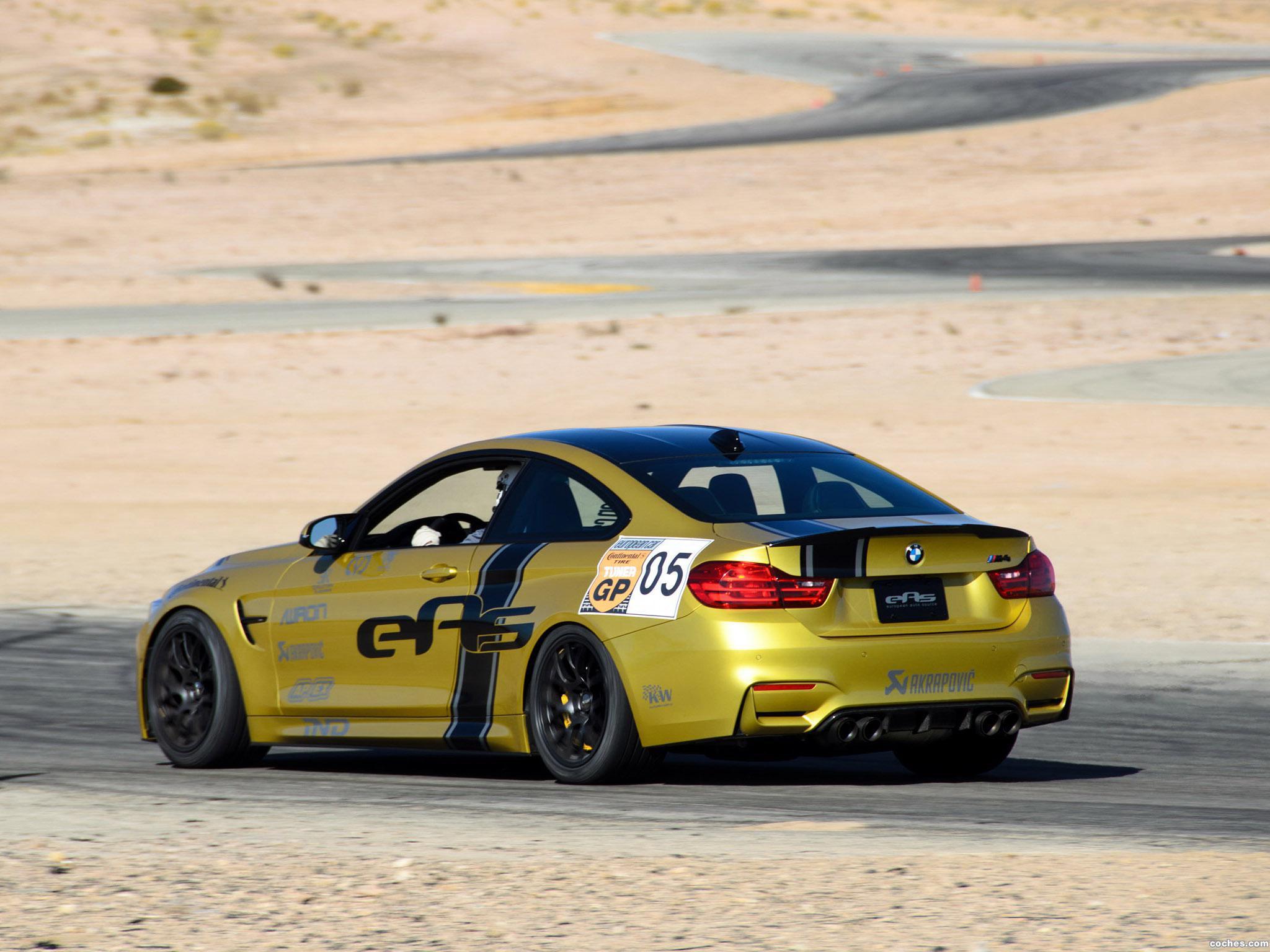 Foto 1 de BMW M4 by EAS 2015