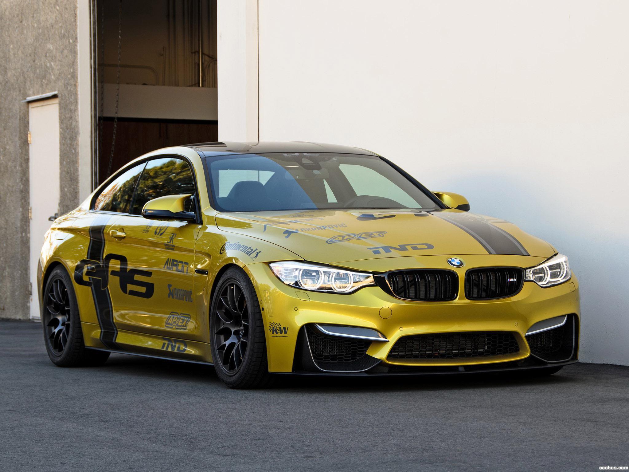 Foto 0 de BMW M4 by EAS 2015