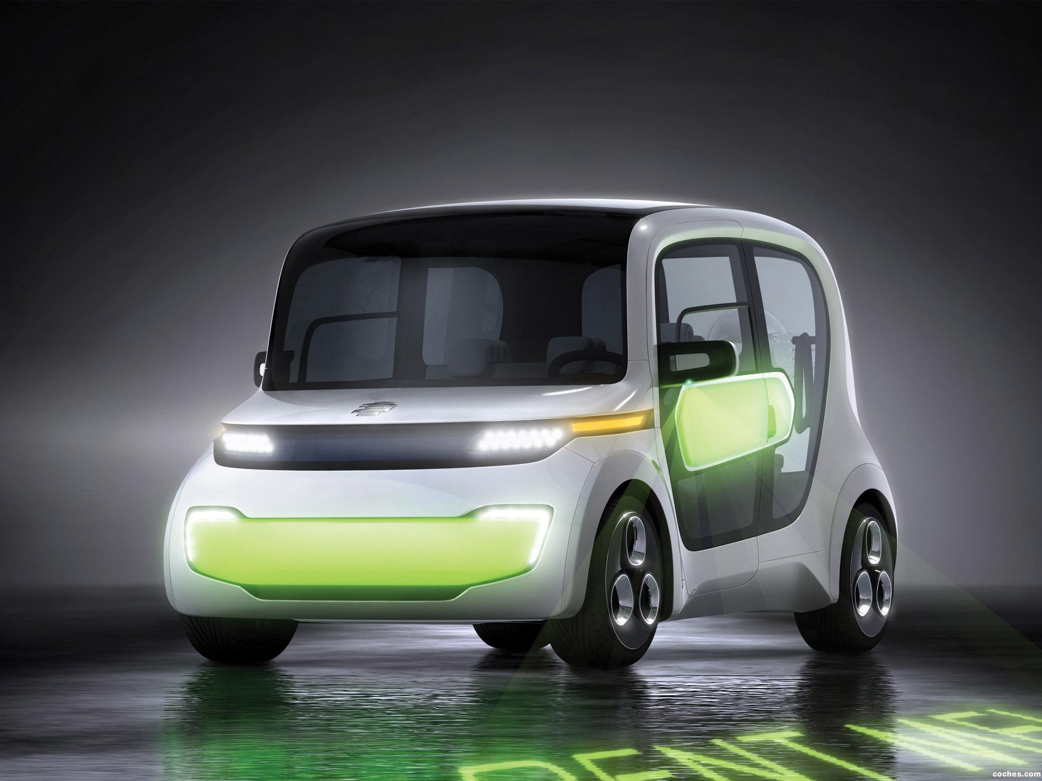Foto 0 de Edag Light Car Sharing Concept 2011