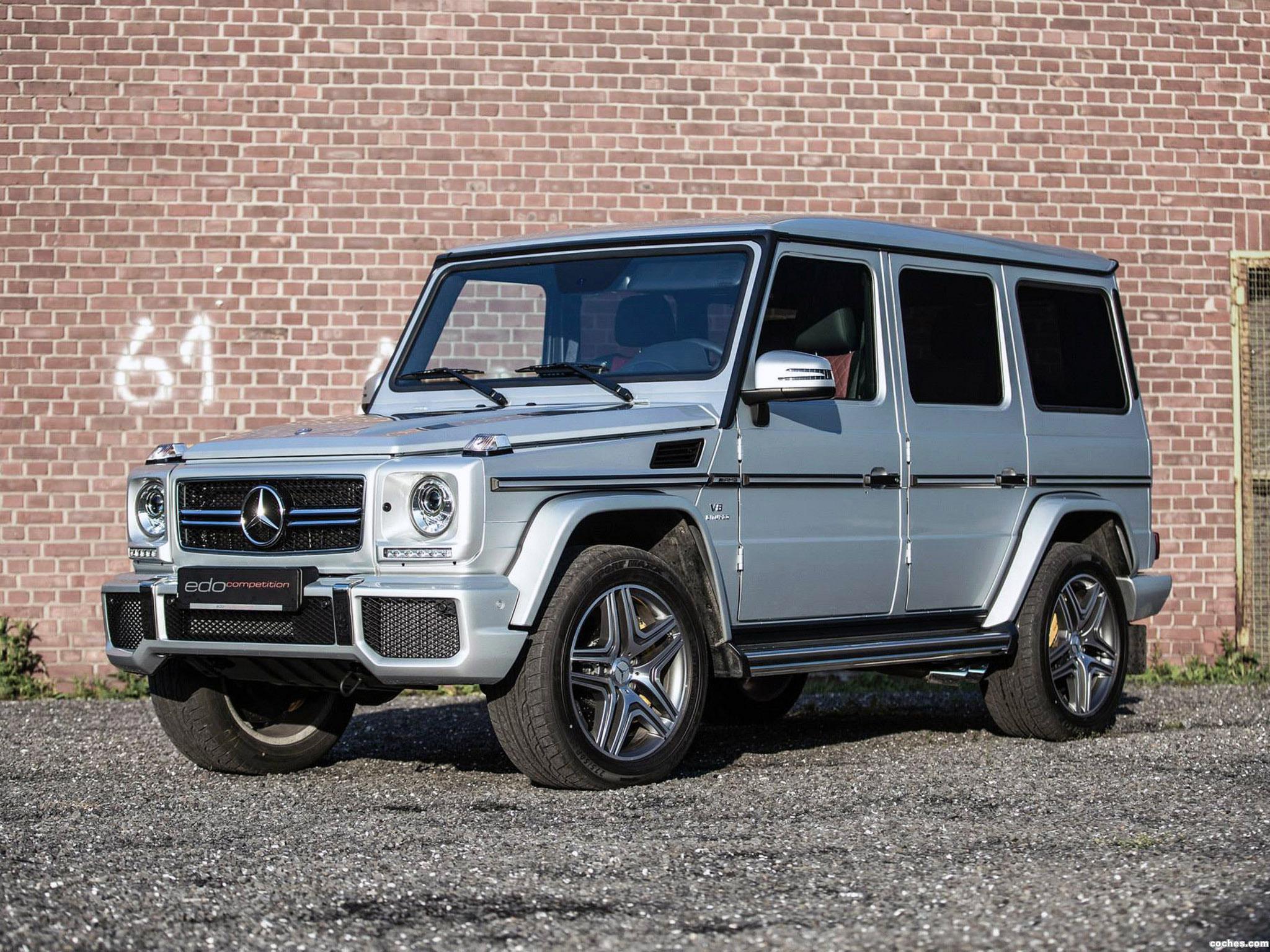 Foto 0 de EDO Mercedes Clase G G63 2014