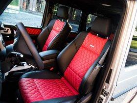 Ver foto 5 de EDO Mercedes Clase G G63 2014