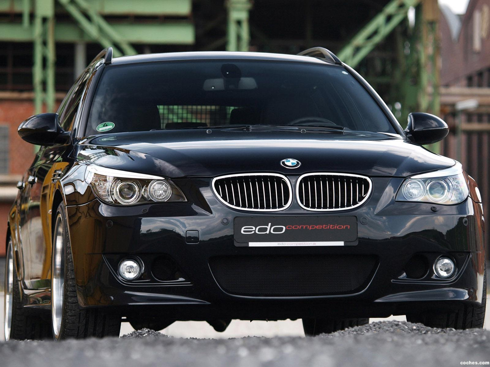 Foto 0 de BMW Edo M5 E61 Dark Edition 2011
