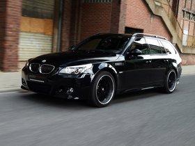 Ver foto 9 de BMW Edo M5 E61 Dark Edition 2011