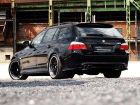 Ver foto 5 de BMW Edo M5 E61 Dark Edition 2011