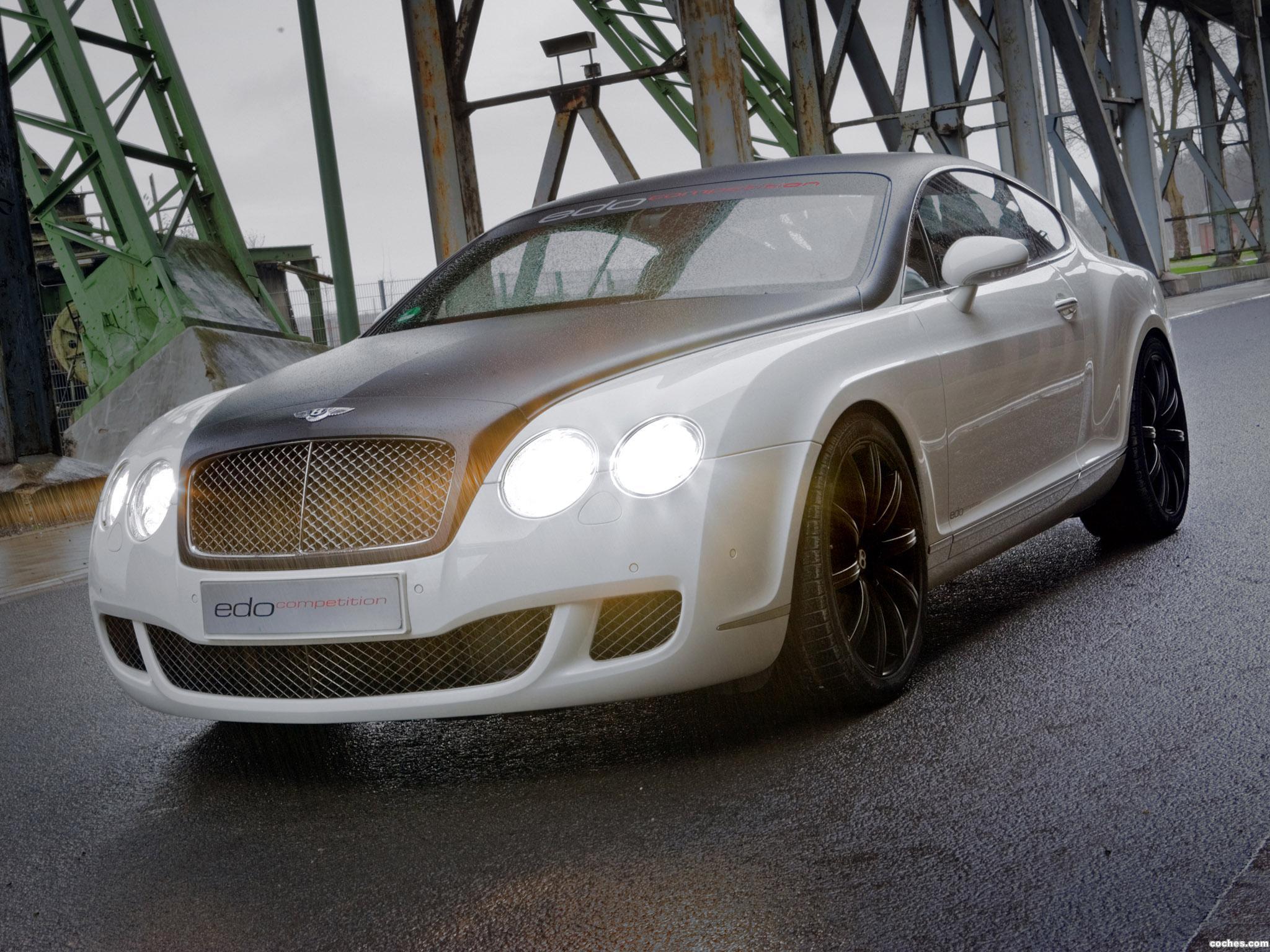 Foto 0 de Bentley Edo Continental GT Speed 2009