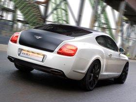 Ver foto 8 de Bentley Edo Continental GT Speed 2009