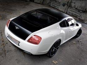 Ver foto 6 de Bentley Edo Continental GT Speed 2009