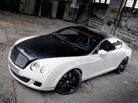 Ver foto 4 de Bentley Edo Continental GT Speed 2009