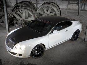 Ver foto 2 de Bentley Edo Continental GT Speed 2009