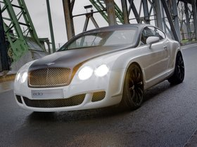 Fotos de Bentley Edo Continental GT Speed 2009