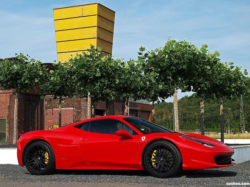 Foto 0 de Ferrari Edo 458 Italia 2010