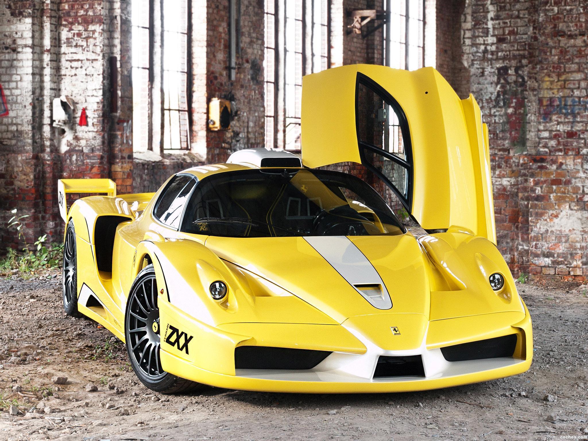 Foto 0 de Ferrari Edo Ferrari Enzo ZXX 2012