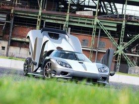Ver foto 4 de Koenigsegg Edo CCR EVO 817 2010