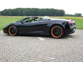 Ver foto 10 de Lamborghini edo Gallardo Spyder 2007