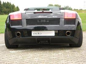 Ver foto 4 de Lamborghini edo Gallardo Spyder 2007