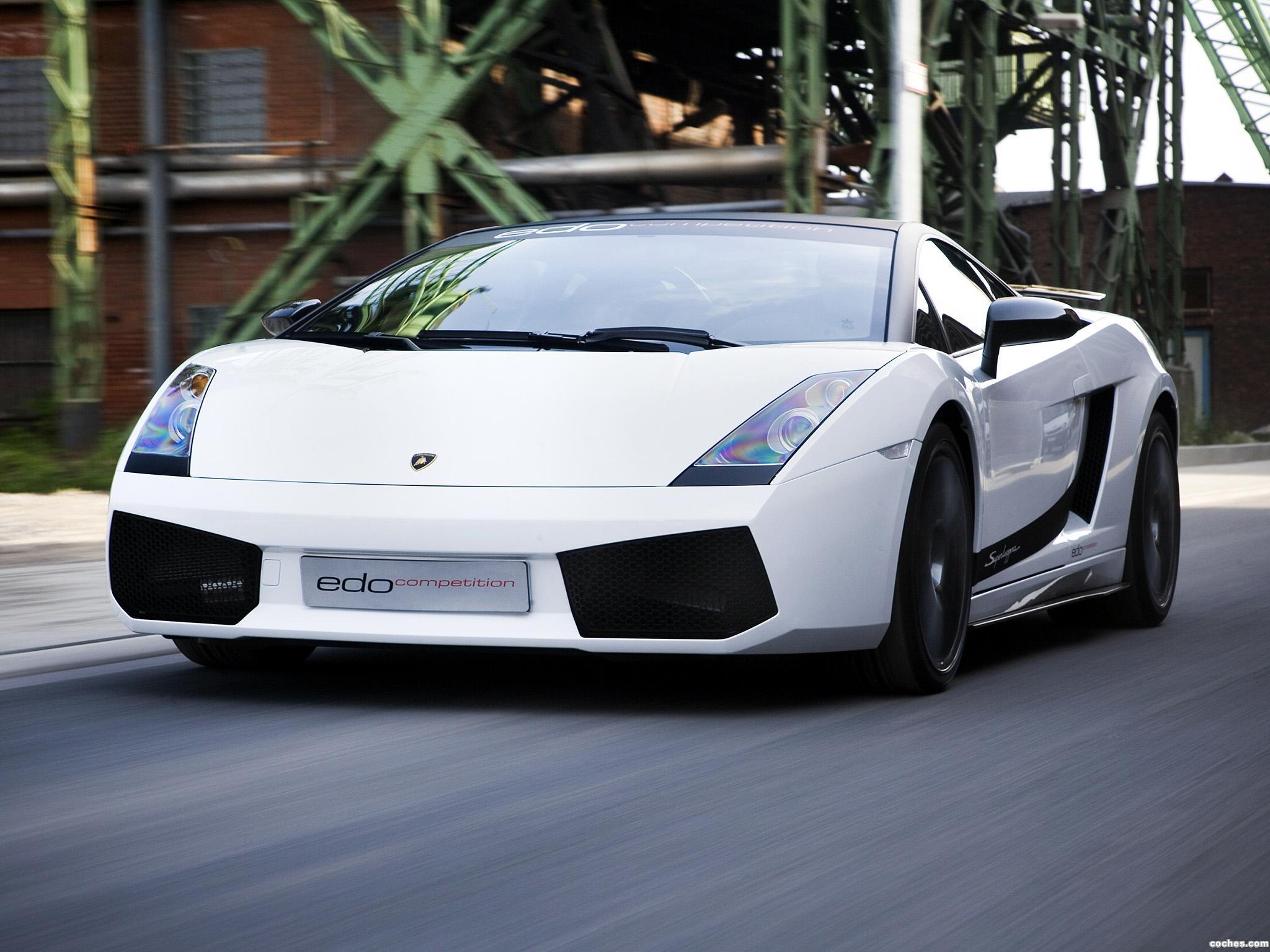Foto 0 de Lamborghini Edo Gallardo Superleggera 2008