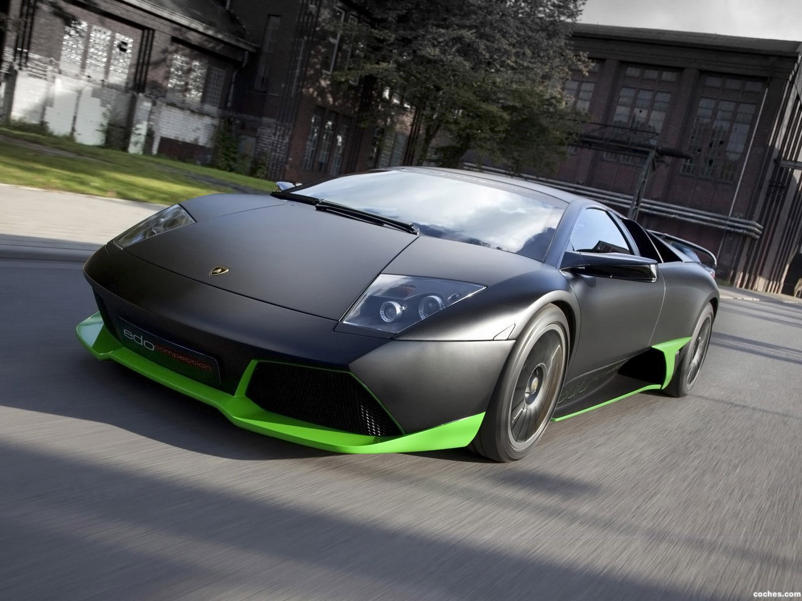 Foto 2 de Lamborghini Edo Murcielago LP-750 2011