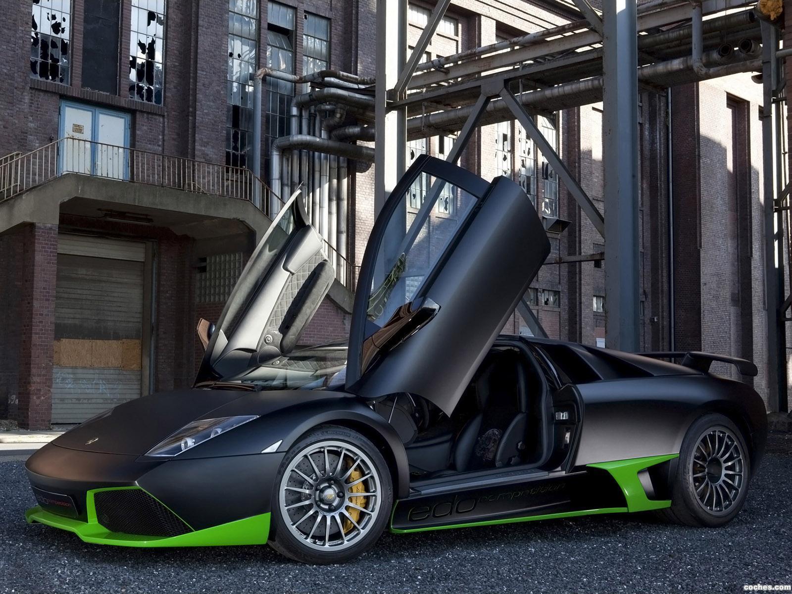 Foto 1 de Lamborghini Edo Murcielago LP-750 2011