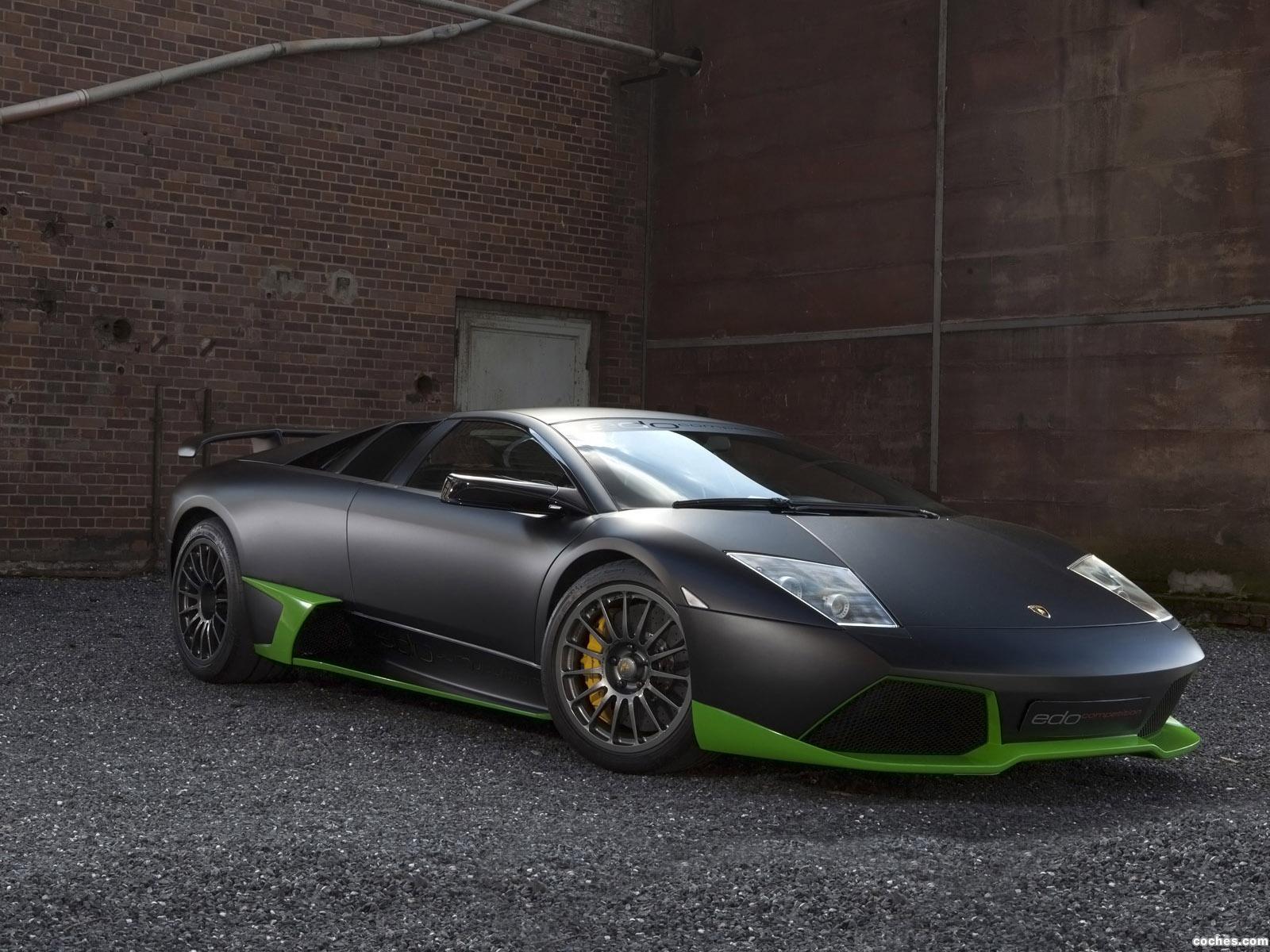 Foto 6 de Lamborghini Edo Murcielago LP-750 2011