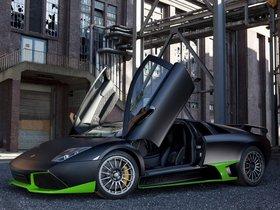 Ver foto 2 de Lamborghini Edo Murcielago LP-750 2011