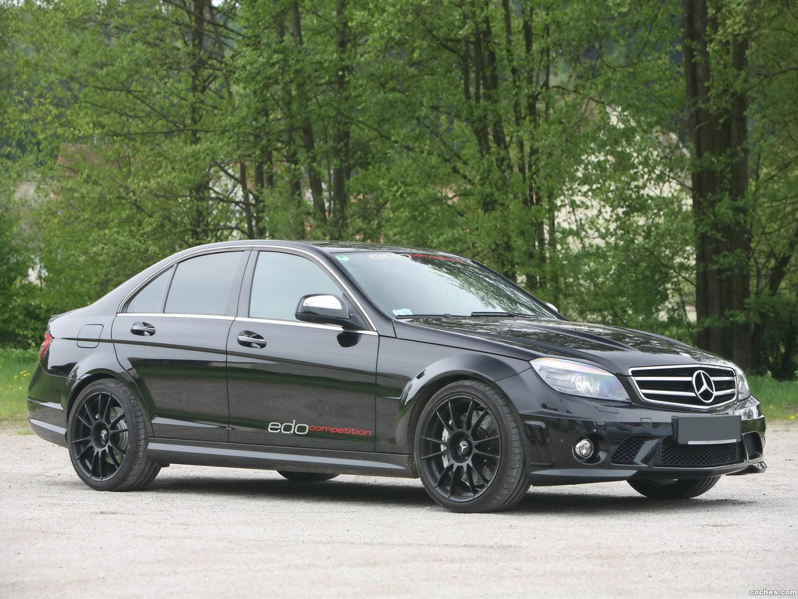 Foto 0 de Mercedes Edo C63 AMG 2009