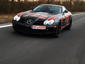 Ver foto 14 de Mercedes Edo SLR McLaren Black Arrow C199 2011