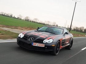 Ver foto 13 de Mercedes Edo SLR McLaren Black Arrow C199 2011