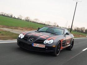 Ver foto 13 de Mercedes Edo SLR McLaren Black Arrow C199 2011