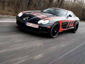 Ver foto 12 de Mercedes Edo SLR McLaren Black Arrow C199 2011